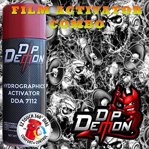 Hydrographic Film Skulls Prime Activator OFFicial site Kit Special Campaign Death Combo Sk Bass