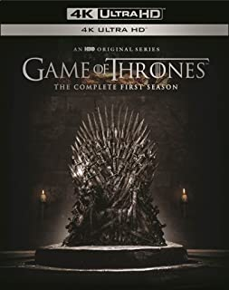 Game Of Thrones: Season 1 4K Ultra HD