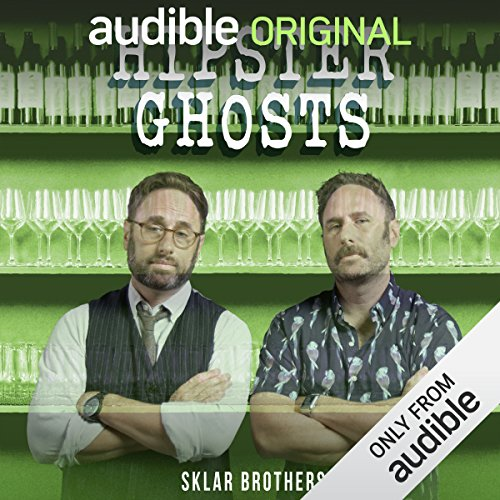 Hipster Ghosts audiobook cover art