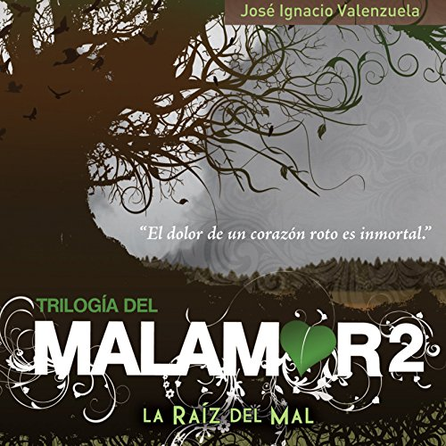 La Raíz del Mal audiobook cover art