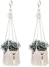 macrame plant hangers walmart