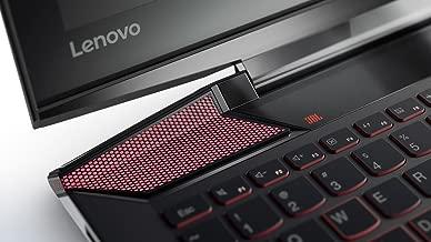 Lenovo Y700 15.6 inch Ultra HD 4K IPS Gaming Notebook Computer, Intel Core i7-6700HQ 2.6GHz, 16GB RAM, 1TB HDD Plus 256GB SSD, NVIDIA GeForce GTX 960M 4GB GDDR5, Windows 10