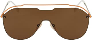 Luxury Fashion | Fendi Mens FFM0030S09Q70 Brown Sunglasses | Fall Winter 19