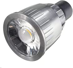 SGJFZD 7W LED Ultra Bright Dimmable 600Lm GU10 COB LED Spotlightt Bulb AC 110-Warm White 110V