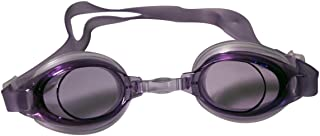 Non-Fogging Swim Goggles Soft Eye Cups Comfort-Fit for Kids & Adult (Colors may vary)