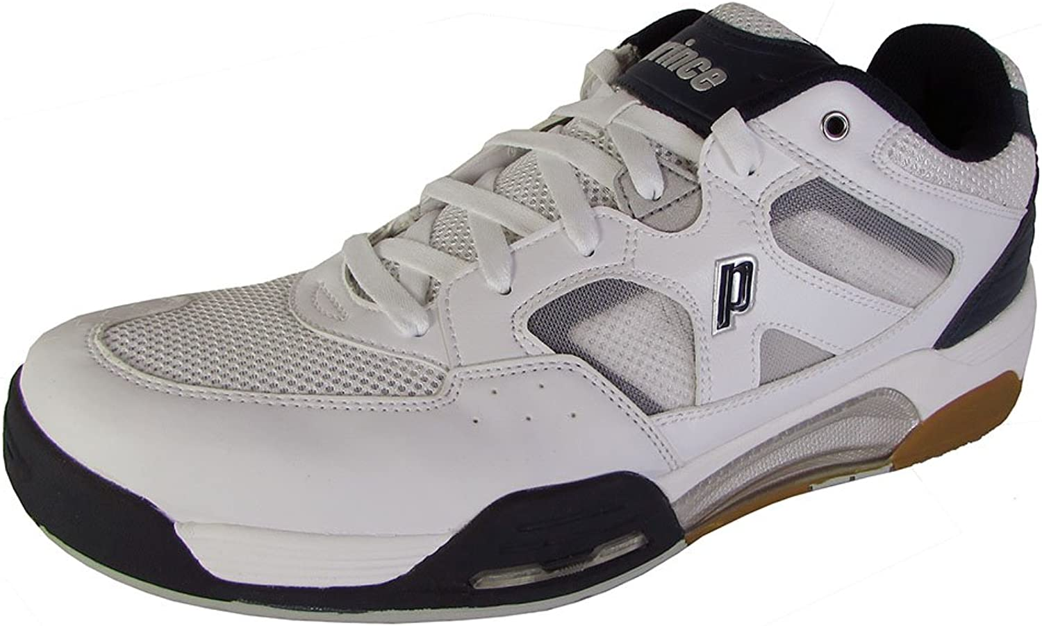 Prince NFS Attack Men's Squash shoes - White Navy