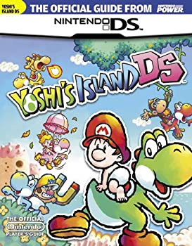 Official Nintendo Power Yoshi's Island DS Player's Guide 1598120166 Book Cover