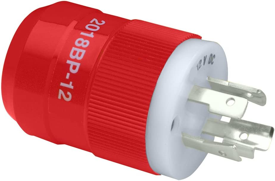 Marinco 2018Bp-12 Locking Large special price Direct store Male Plug Charger