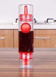 PKJP spray bomba botella de aceite salsa de soja condimento botellas contenedor barbacoa barbacoa barbacoa herramienta de cocina accesorios de cocina accesorios