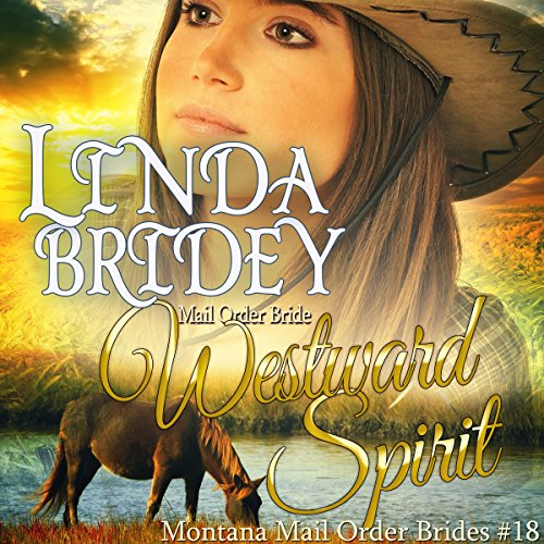 Westward Spirit audiobook cover art