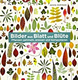 Bilder aus Blatt und Blüte: Pflanzen sammeln, pressen und komponieren
