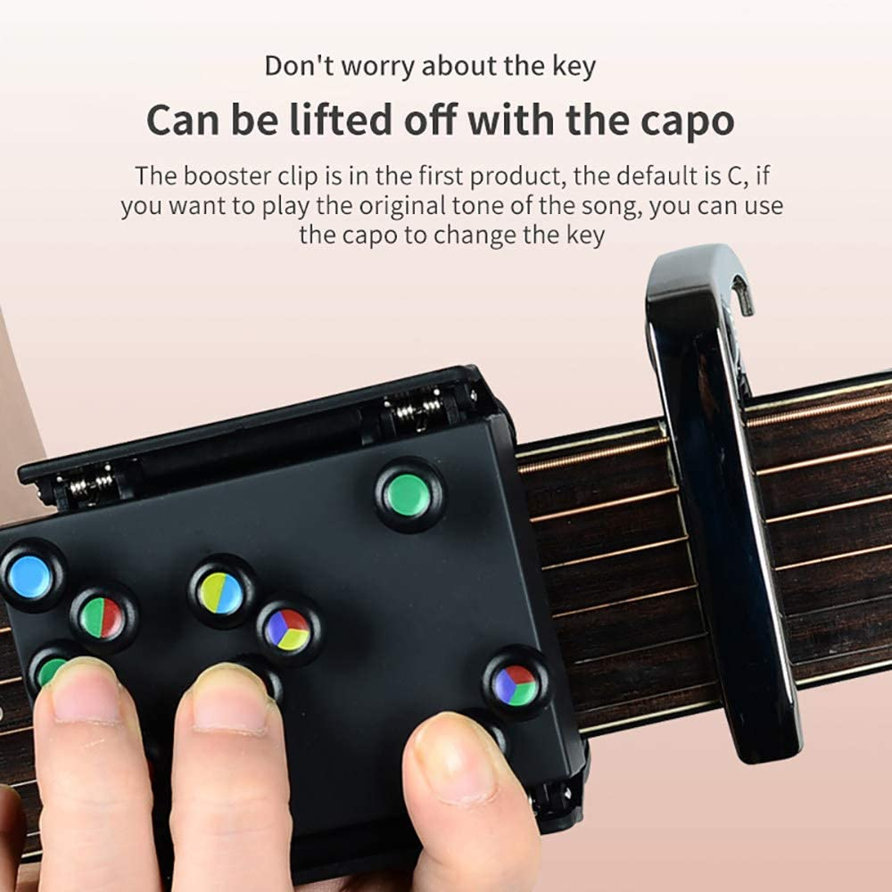 Practrice Aid Assistant Ukulele Chord Trainer Beginner System Learning I2R0