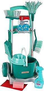 Theo Klein 6562 Leifheit wózek do czyszczenia, zabawka, wielokolorowy