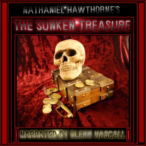 The Sunken Treasure audiobook cover art
