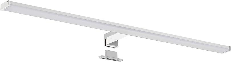 SEBSON® LED Spiegellamp 80cm, Badkamer Verlichting IP44, Spiegelkast Lamp Neutraal Wit 4000K 15W, 1100lm, Spiegelverlichti...