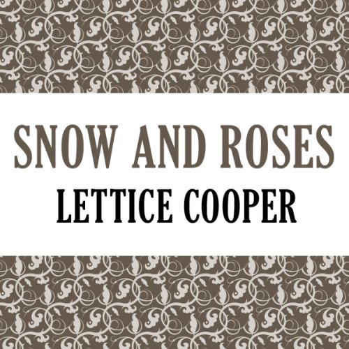 Snow and Roses audiobook cover art