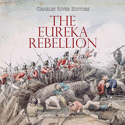 The Eureka Rebellion  By  cover art