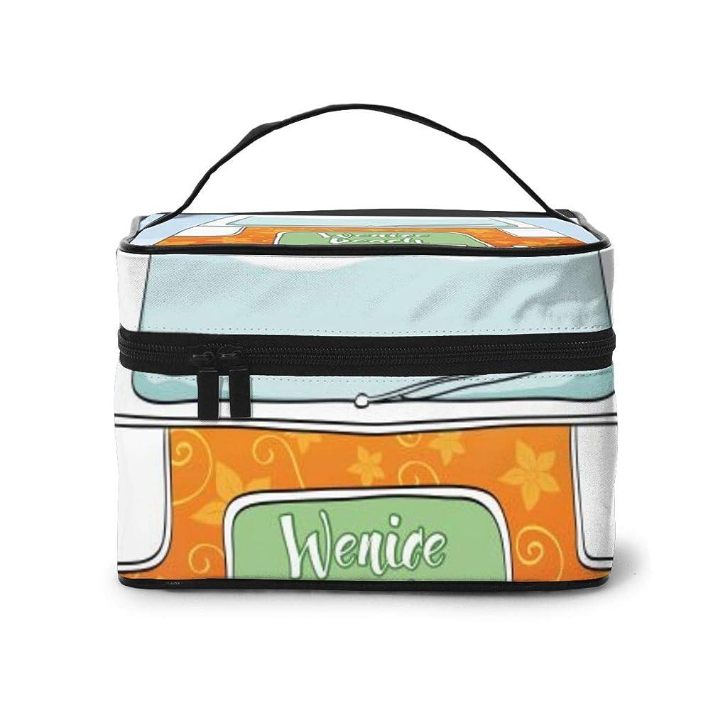 伝統的どこ解凍する、雪解け、霜解けメイクポーチ 化粧ポーチ コスメバッグ バニティケース トラベルポーチ トラック 荷物 重い 雑貨 小物入れ 出張用 超軽量 機能的 大容量 収納ボックス