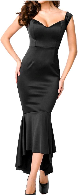 (t 4 a) K.H. Lubberger Luxury & Good Lingerie Ladies Evening Dress