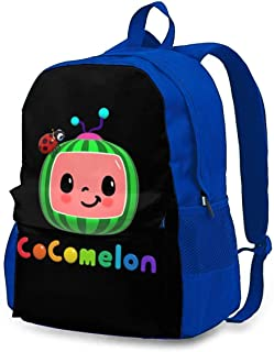 Coco-Melon - Mochila informal para portátil de viaje