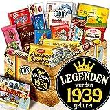 Legenden 1939 / Schokoladen Ossi Set XL / Präsentkorb Geburtstag