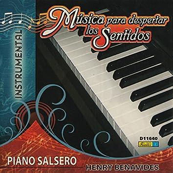 Música para Despertar los Sentidos - Piano Salsero