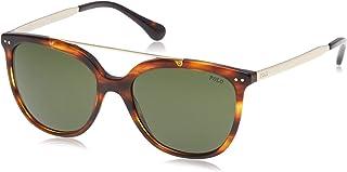 Polo Sunglasses For Women, Dark Green PH4135 50077154 54 mm