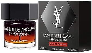 Yves Saint Laurent La Nuit De L'Homme for Men, Eau de Parfum - 60 ml