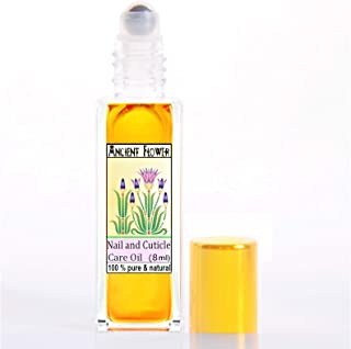 Ancient Flower Cuticle and Nail Care Oil (8 Ml) (Natural and Paraben Free)