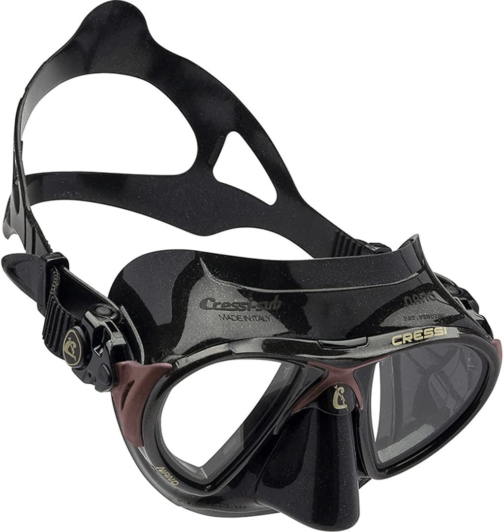 Danoensit Genuine Diving Mask Tempered Glass Fr Window OFFicial shop Dual Integrated 2