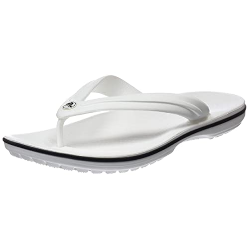 af3b8f2f94cd0e Crocs Unisex Adults  Crocband Flip U Flop