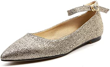 Jiang small leather JXP Women's Leisure Flat-Soled Shoes
