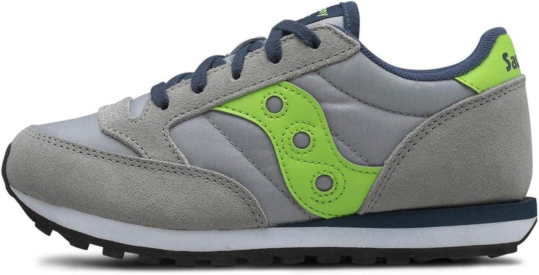 Saucony Kids Boys Jazz Original Lace Up - Sneakers Shoes Casual - Blue - Size 4.5 M