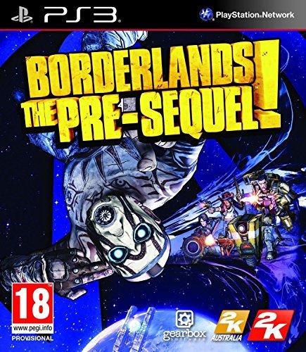 T2 TAKE TWO Borderlands: Il Pre-Sequel!