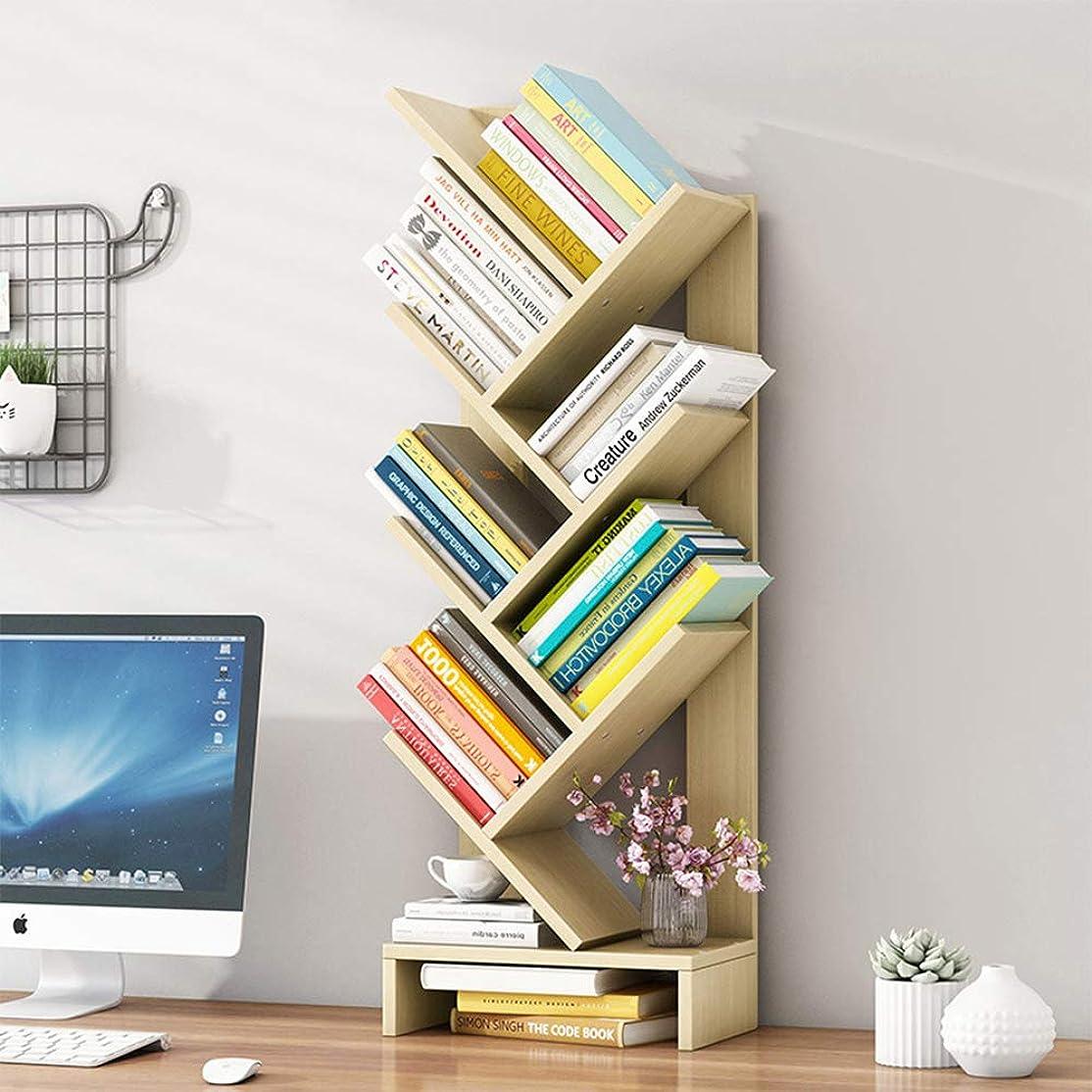 コテージ幸福農場デスク上置棚 ブックシェルフ 書架 本棚 木製 ブックシェルフ 本棚 ブックスタンド デスク上 机上 卓上 置棚 オブジェ ラック コンパクト 省スペース 大容量 組み立て簡単 卓上整理 書類整理 机上用品