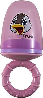 True Baby Silicone Fruit Feeder - Pink
