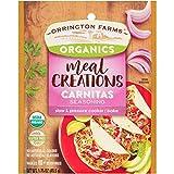 Orrington Farms Organic Meal Creations Seasoning, Carnitas (6 Count)