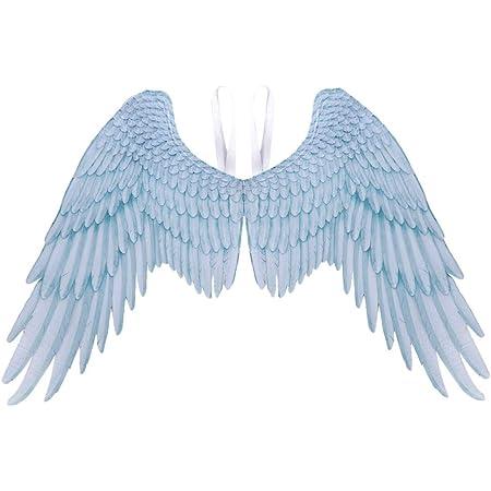 Feather Wing Fairys Fairy Fancy Dress Costume Adult Kids Halloween Party Favor O