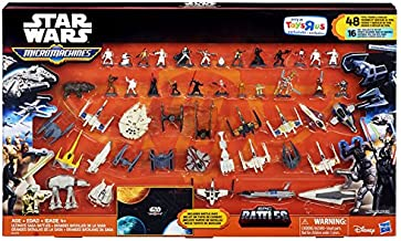 star wars 8 micro machines