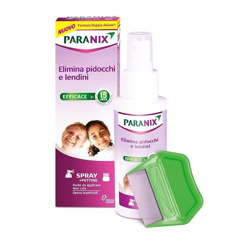 シンジケート賭けウォルターカニンガムParanix Spray Lice Remover With Comb 100ml [並行輸入品]
