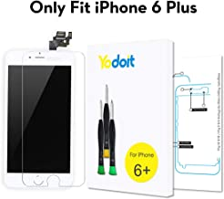 Yodoit for iPhone 6 Plus Screen Replacement Touch LCD Display Digitizer Glass Full..