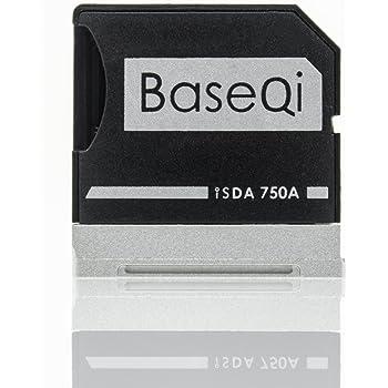 "BASEQI Aluminum microSD Adapter for Dell XPS 15"" (Model 9550)"