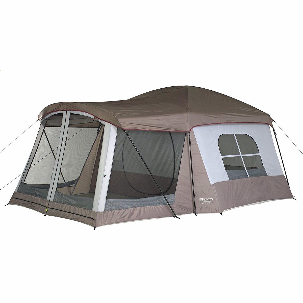 Wenzel 8 Person Klondike Tent  sc 1 st  Amazon.com & Inflatable Tent: Amazon.com