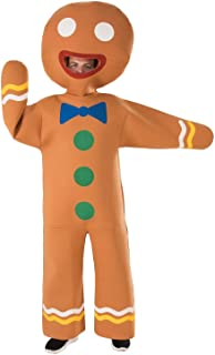 Mens Gingerbread Man Costume