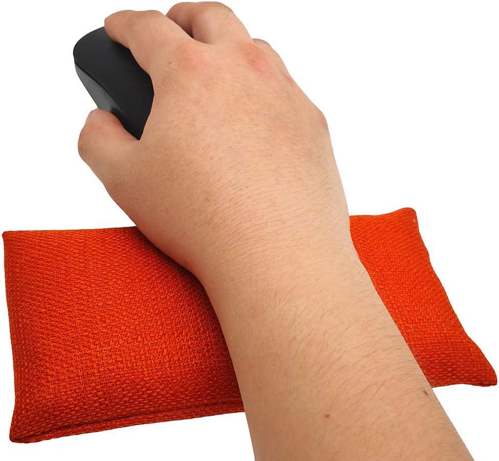 Krueis Mouse Wrist Rest Ranking integrated 1st place Anti-Slip Excellent Tea core Deodorizing Ergonomic