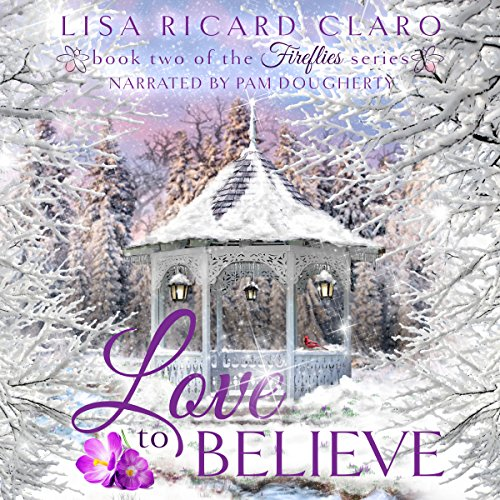 Love to Believe audiobook cover art