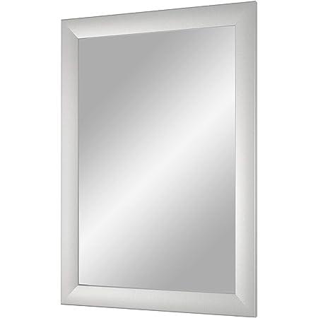 Spiegel 35 Wandspiegel Spiegelrahmen Badspiegel in 50x100 oder 100x50 cm