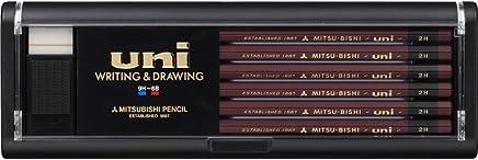 三菱鉛筆 鉛筆 ユニ 2H 1ダース U2H