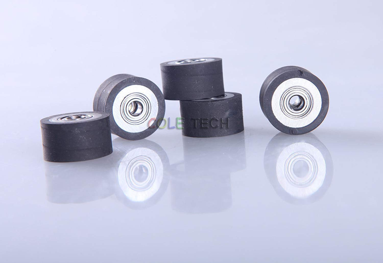 4 piezas Pinch Roller para Mimaki Cutter Plotter de Corte de ...