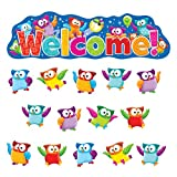 Tendencia Empresas Owl-Stars. Bienvenido Bulletin Board Set (t-8367)